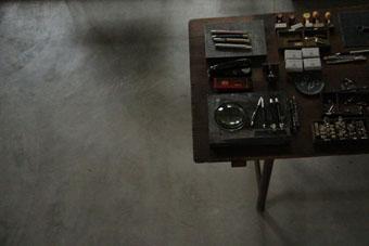 中央テーブル