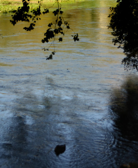フランスの川