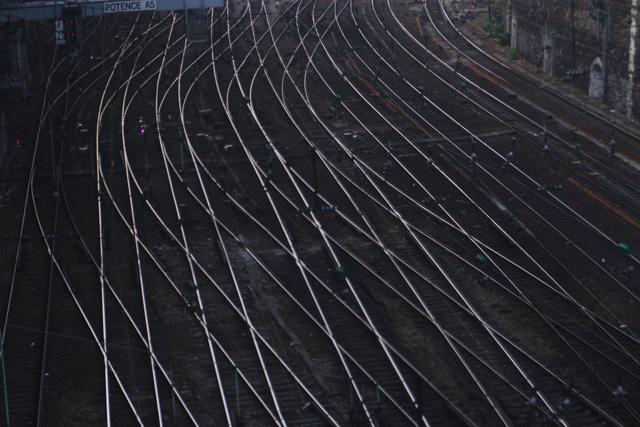 フランス線路